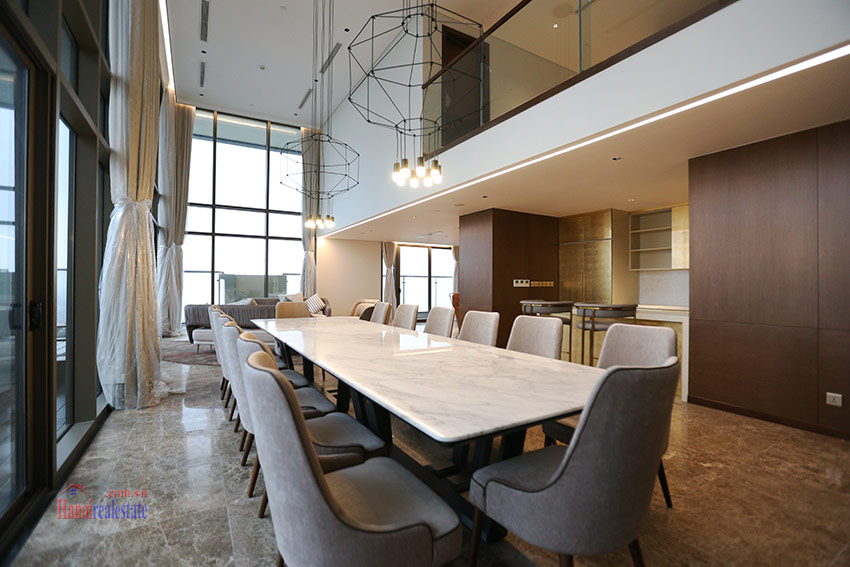 Oakwood Residence: Luxurious panoramic view of Westlake area 03BRs duplex penthouse 2