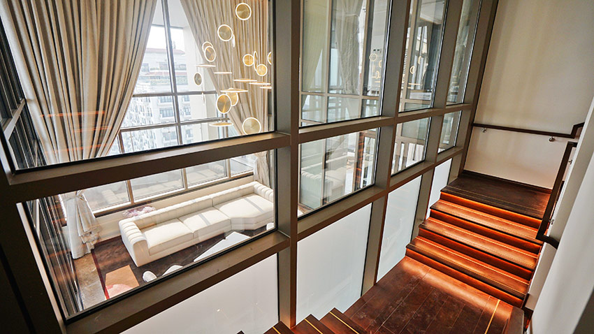 Oakwood Residence: Presidential luxurious 05BRs Duplex Penthouse 4