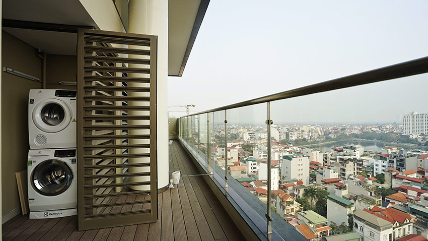 Oakwood Residence: Presidential luxurious 05BRs Duplex Penthouse 9
