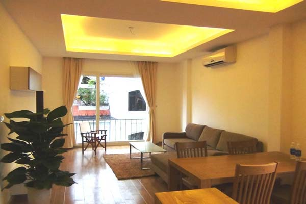 One and two bedroom Apartment for rent in Linh lang street, Ba Dinh District hanoi