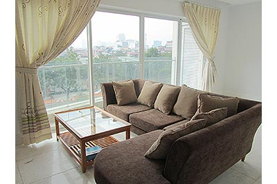 One bedroom apartment, park view at Golden Westlake