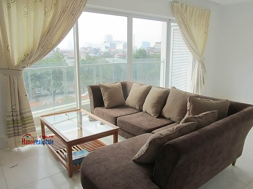 One bedroom apartment, park view at Golden Westlake 1