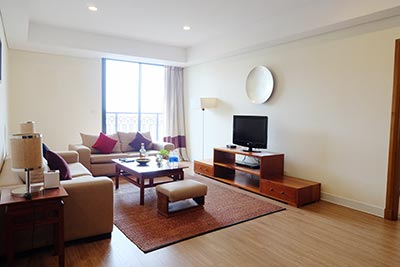 Pacific Place 2 bedroom serviced apartment to rent, fully furnished