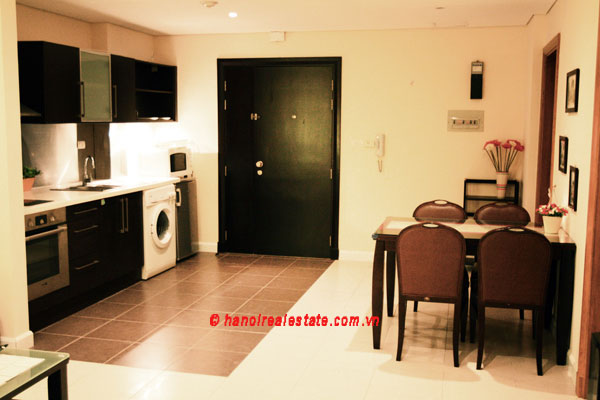 Pacific Place Hanoi | Modern one bedroom apartment for rental, Bright & Furnished 2