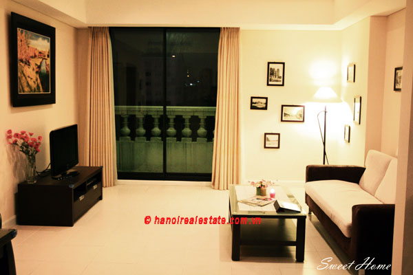 Pacific Place Hanoi | Modern one bedroom apartment for rental, Bright & Furnished 3