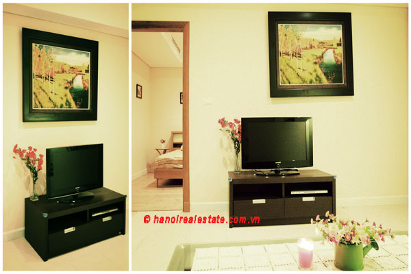 Pacific Place Hanoi | Modern one bedroom apartment for rental, Bright & Furnished 4
