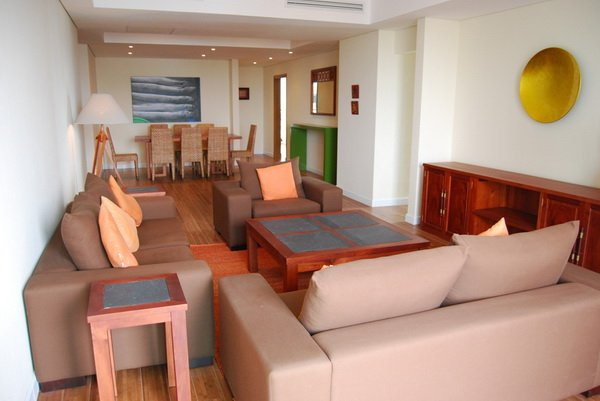 Serviced apartment at Pacific Place Hanoi - Lounge
