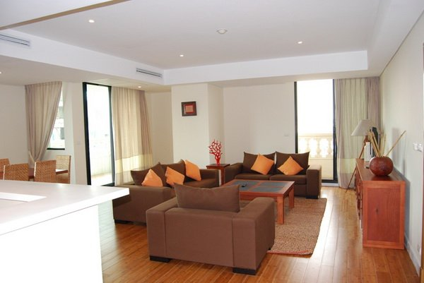 Apartment at Pacific Place Hanoi, nice living
