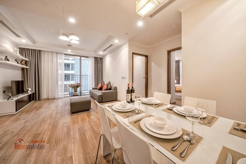 Park Hill Premium: brand new 03BRs apartment, bright and airy 11