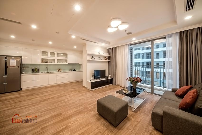 Park Hill Premium: brand new 03BRs apartment, bright and airy 2