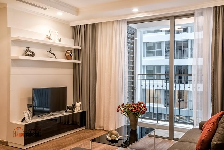 Park Hill Premium: brand new 03BRs apartment, bright and airy 3