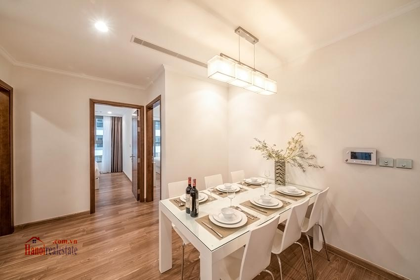 Park Hill Premium: brand new 03BRs apartment, bright and airy 7