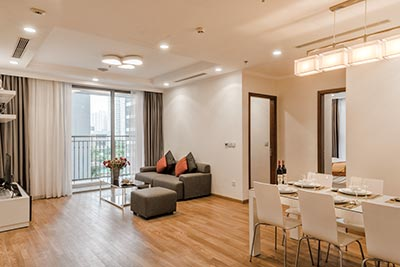 Park Hill Premium: brand new 03BRs apartment, bright and airy