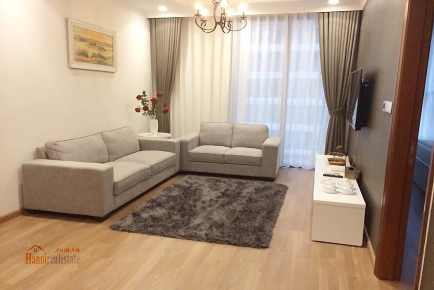 Park Hill Premium: New 03BRs apartment at Park 10, fully furnished 1