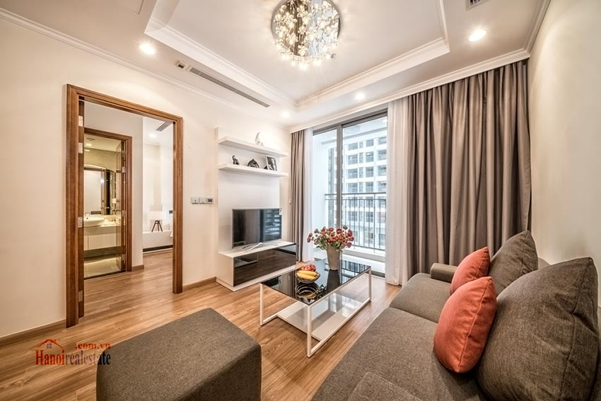 Park Hill: Stunning 02BRs apartment with Smart Home Technology 4