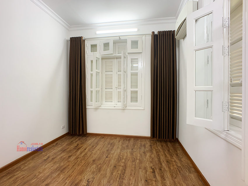 Partly furnished 05BRs house in T block Ciputra 10