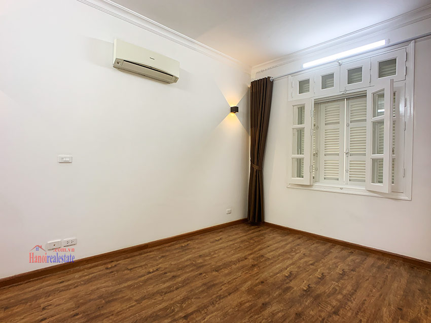 Partly furnished 05BRs house in T block Ciputra 12