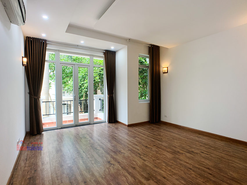 Partly furnished 05BRs house in T block Ciputra 6