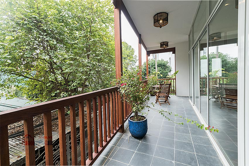 Peaceful apartment in Xom Chua - Tay Ho with green view, 04 bedrooms 11
