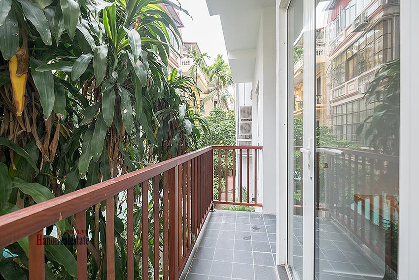 Peaceful apartment in Xom Chua - Tay Ho with green view, 04 bedrooms 33