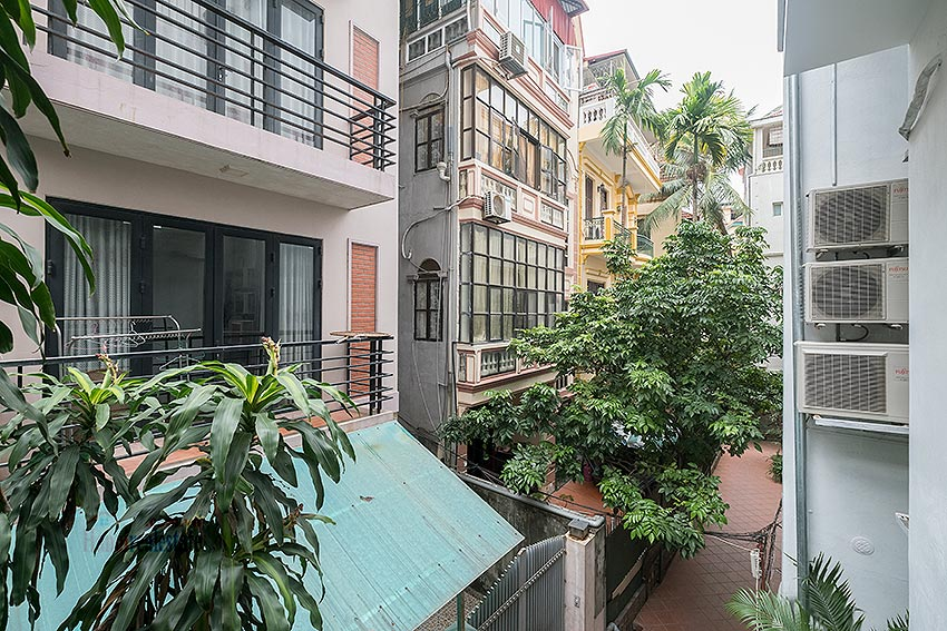 Peaceful apartment in Xom Chua - Tay Ho with green view, 04 bedrooms 34