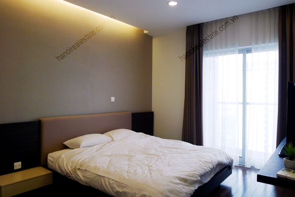Perfect 3 Bedroom Furnished Apartment for rent in Lancaster Hanoi 11