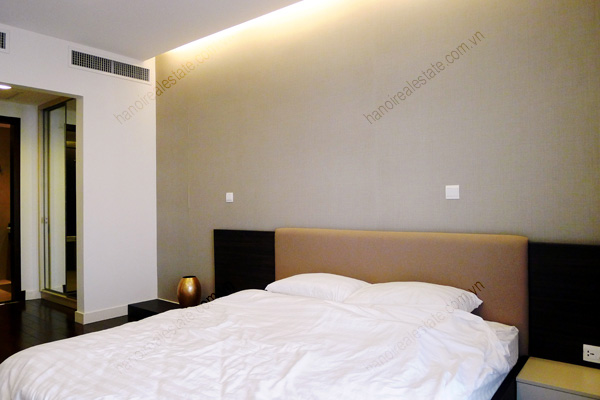 Perfect 3 Bedroom Furnished Apartment for rent in Lancaster Hanoi 12