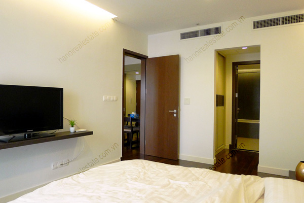 Perfect 3 Bedroom Furnished Apartment for rent in Lancaster Hanoi 13