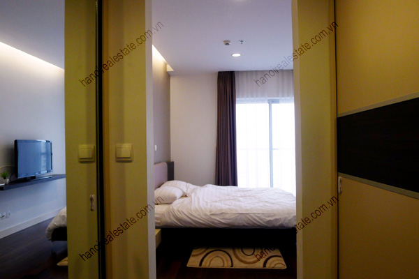 Perfect 3 Bedroom Furnished Apartment for rent in Lancaster Hanoi 14