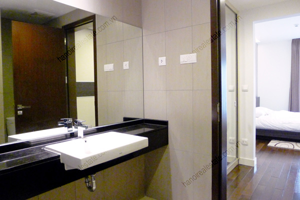 Perfect 3 Bedroom Furnished Apartment for rent in Lancaster Hanoi 18