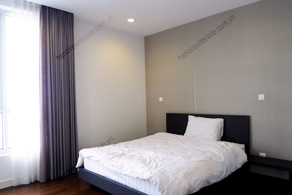 Perfect 3 Bedroom Furnished Apartment for rent in Lancaster Hanoi 20