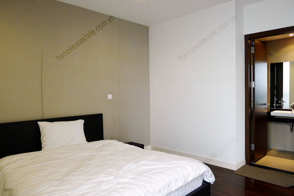 Perfect 3 Bedroom Furnished Apartment for rent in Lancaster Hanoi 21