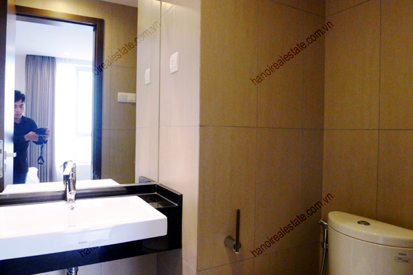 Perfect 3 Bedroom Furnished Apartment for rent in Lancaster Hanoi 22