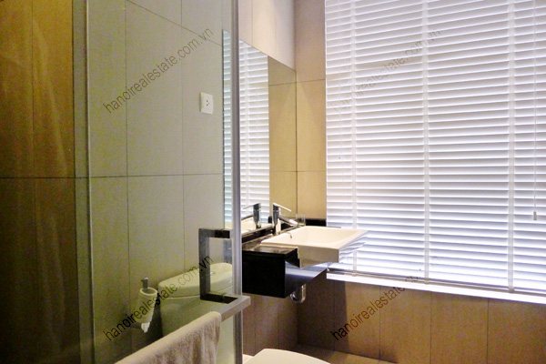 Perfect 3 Bedroom Furnished Apartment for rent in Lancaster Hanoi 24