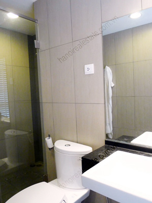 Perfect 3 Bedroom Furnished Apartment for rent in Lancaster Hanoi 25