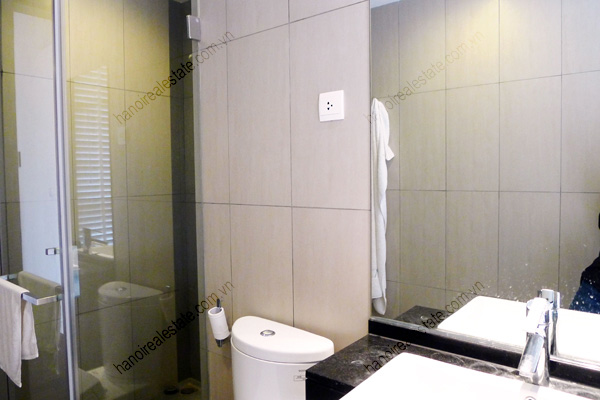 Perfect 3 Bedroom Furnished Apartment for rent in Lancaster Hanoi 26