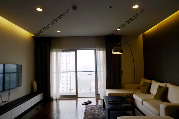 Perfect 3 Bedroom Furnished Apartment for rent in Lancaster Hanoi 3