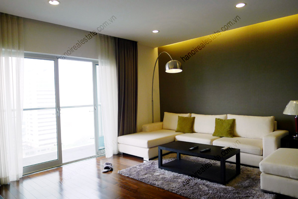 Perfect 3 Bedroom Furnished Apartment for rent in Lancaster Hanoi 4