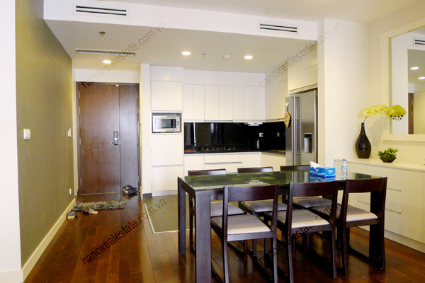Perfect 3 Bedroom Furnished Apartment for rent in Lancaster Hanoi 8
