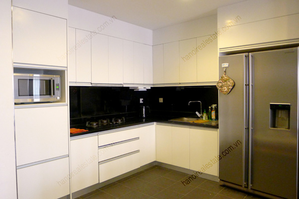 Perfect 3 Bedroom Furnished Apartment for rent in Lancaster Hanoi 9