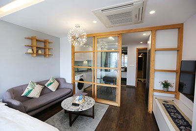 Pretty one bedroom apartment in D Le Roi Soleil, Quang An