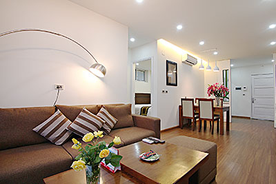 PROMOTION: CTM serviced apartment with 2 beds, amazing price