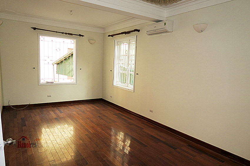 Quiet House In Tay Ho with open ground floor, overlooking West Lake 17