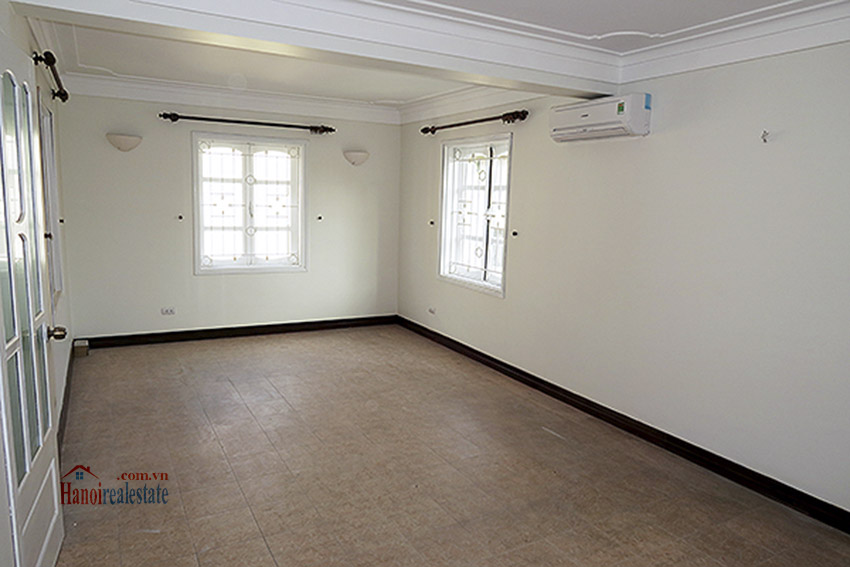 Quiet House In Tay Ho with open ground floor, overlooking West Lake 20