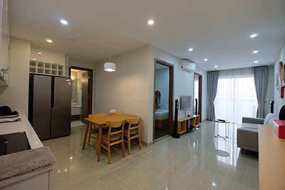 Reasonable price 02BRs apartment in L4 Ciputra, high floor