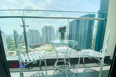 Reasonable price 03BRs apartment on high floor at S5 Sunshine City