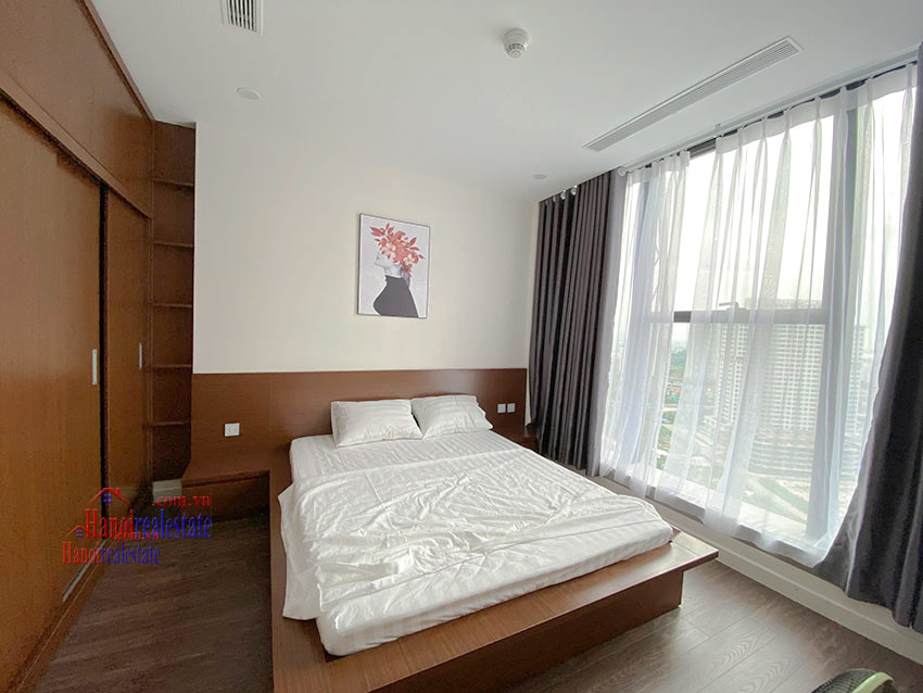 Reasonable price 03BRs apartment on high floor at S5 Sunshine City 12