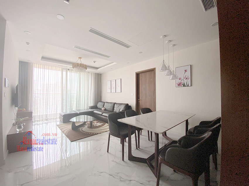 Reasonable price 03BRs apartment on high floor at S5 Sunshine City 2
