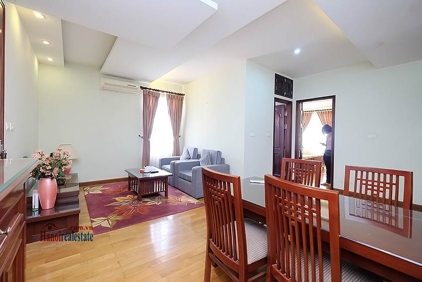 Reasonable price 1 bedroom apartment for lease in Hoan Kiem, Hanoi 1