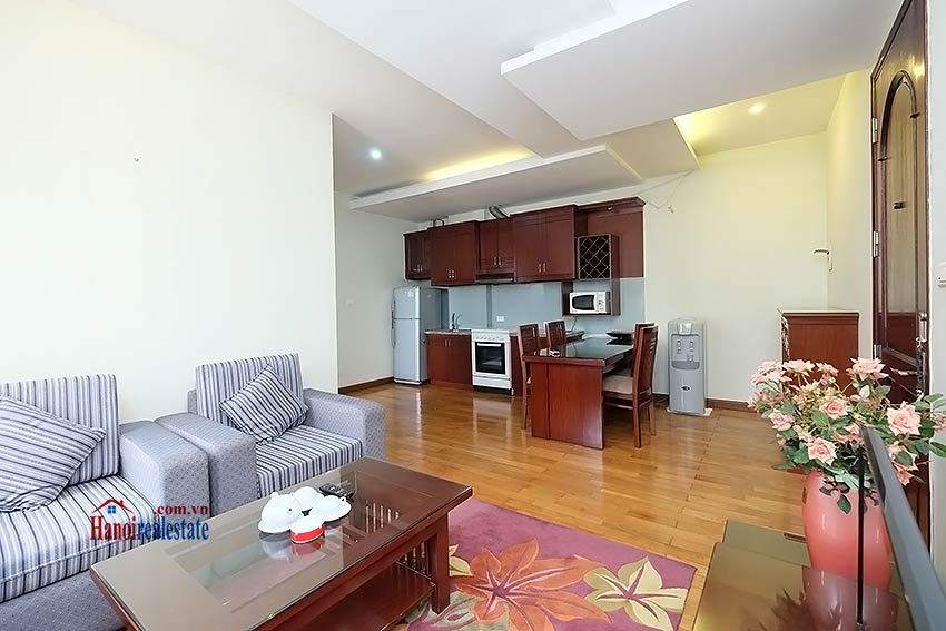 Reasonable price 1 bedroom apartment for lease in Hoan Kiem, Hanoi 2